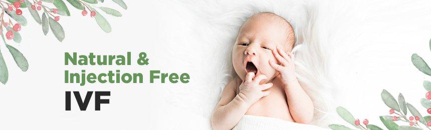 Natural IVF & Injection Free IVF